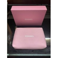 Authentic Chanel VIP cosmetic/makeup bag