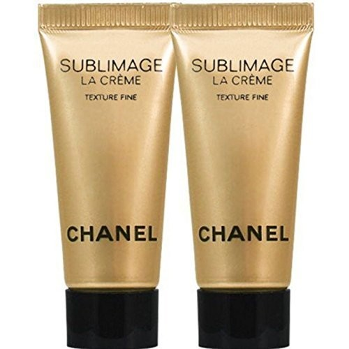 ChaneI sublimage La Creme ultimate skin regeneration TEXURE Fine 5ml x 2 tubes