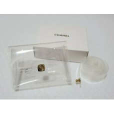 Chanel Makeup Transparent Small size PVC Waist Bag w/ Belt VIP Gift New in Box