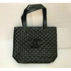 Chanel Paris Beaute VIP Gift Bag Shoulder Bag Shopping Bag ( Black )