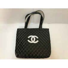 Chanel  Beaute VIP Gift Bag Shoulder Bag Shopping Bag ( White )