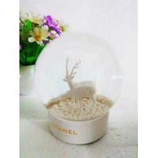 CHANEL Snow Globe 2019 rare Joaillerie Two Deers snow globe gift Limited VIP
