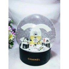 CHANEL 2019 SNOW PERFUME GLOBE VIP CHRISTMAS GIFT - ELECTRICAL RECHARGABLE