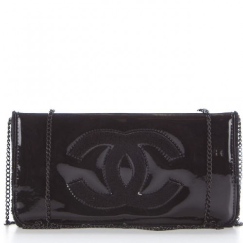 Defect Item - Beaute Black Clutch Purse VIP GIFT Cross Body BAG - Defect Item