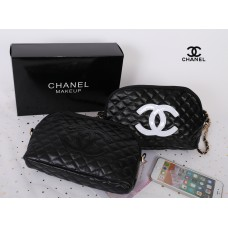 Defect Item - Chanel Quilted  Crossbody Bag with gift box