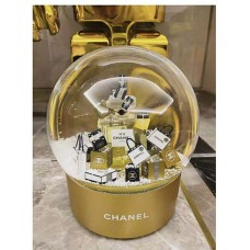 Chanel 2020 X'mas New Counter Demo Snow Globe -  Rare and Limited Item