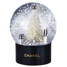 Chanel Snow Globe Dome Gift Limited VIP  Gift - BLACK