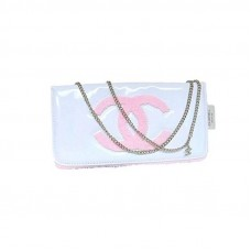 a98ad01f5e44 Beaute White Pink Clutch Purse VIP GIFT Cross Body BAG