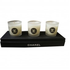 Chanel VIP Gift  3pcs Candle Set